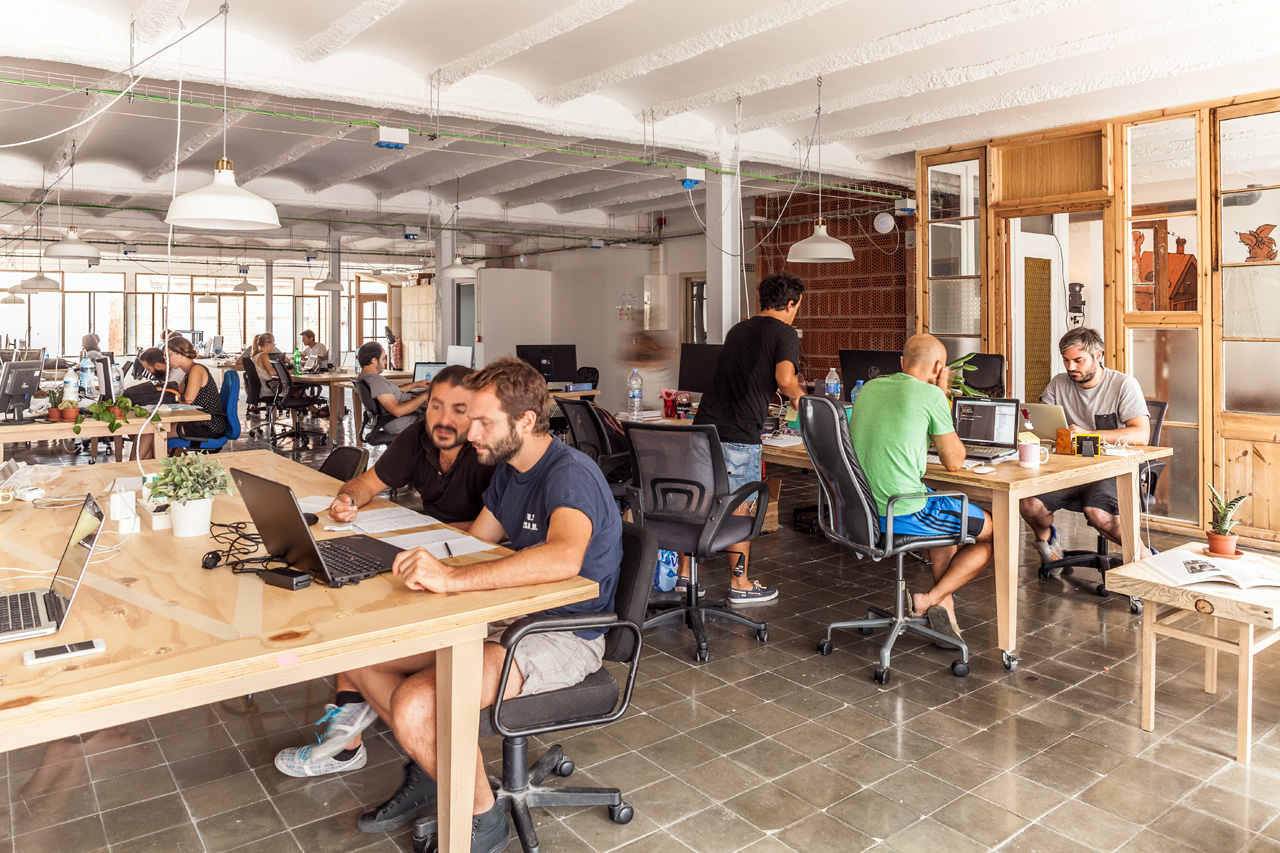 How Coworking Offices Differ